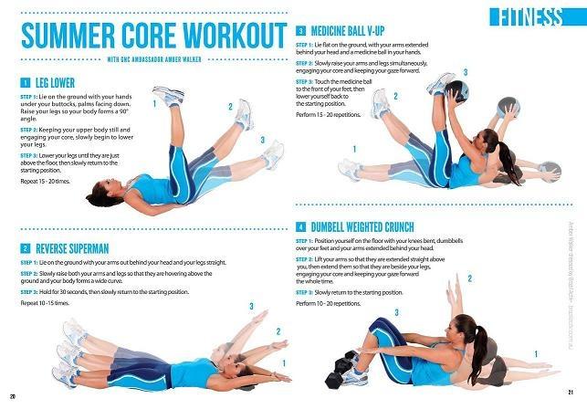 Amber-Workout