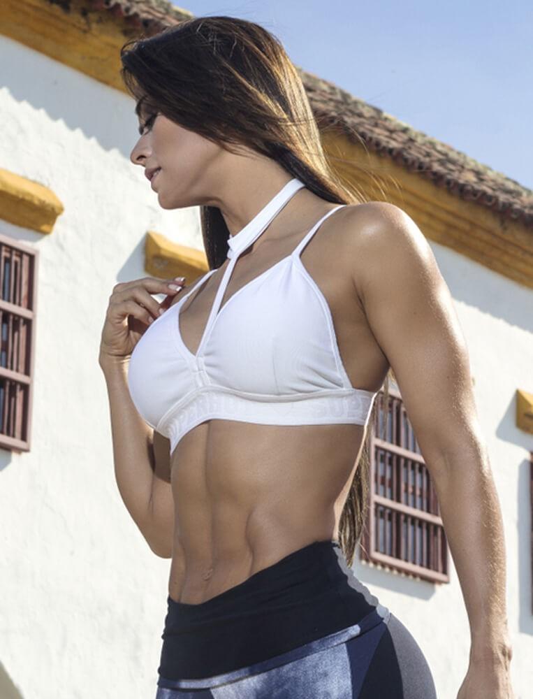 Super Hot Striking Top, Brazilian Activewear, Gym tops ...