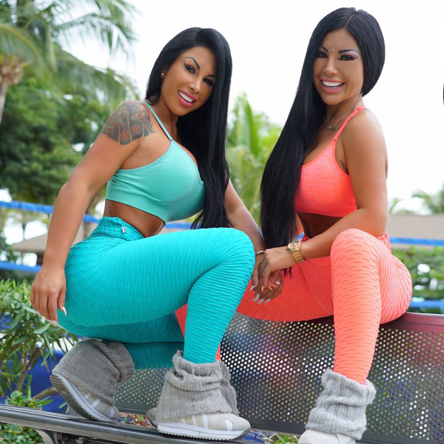 Bruna Body.The only anti-cellulite gym legging on the market