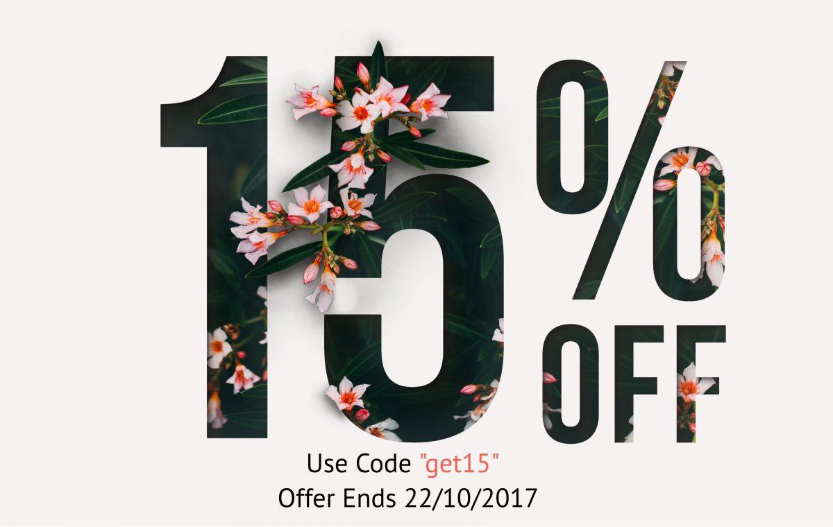 Brazilactiv 15%off October sale