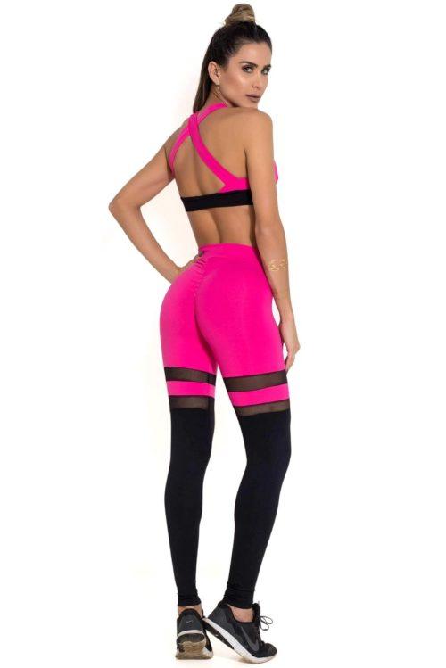 Scrunch bum gym tights