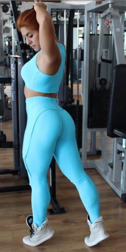 Booty-up leggings